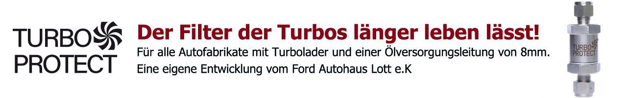 Turboprotect der Turbodiesel von PSA
